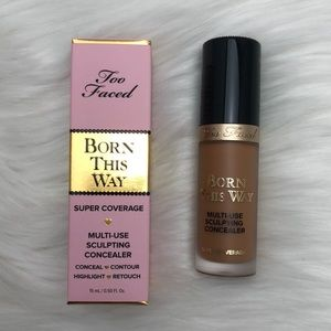 TooFaced Born This Way Concealer - Maple